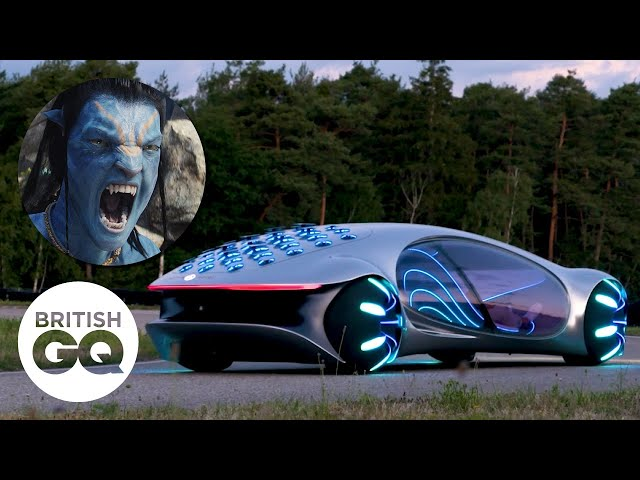 Every futuristic feature of Mercedes' Vision AVTR | British GQ
