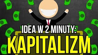 Kapitalizm | Idea w 2 minuty