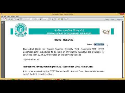 ctet-admit-card-dec-2019-|-how-to-download