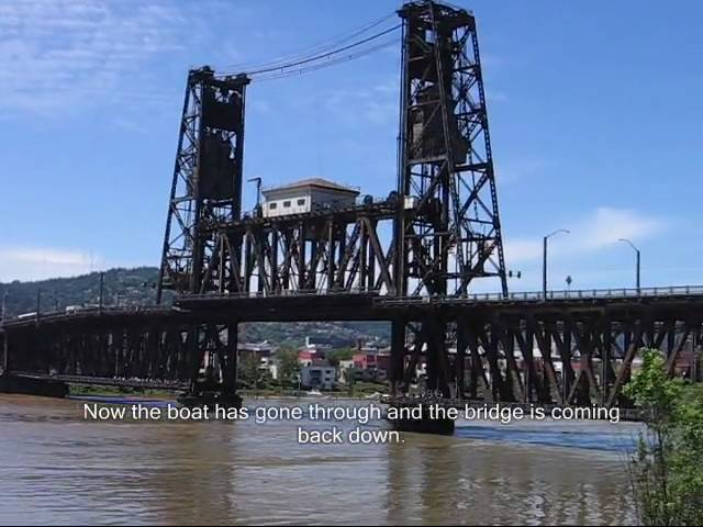 Steel Bridge in Portland, Oregon - YouTube