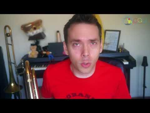 Trombone Unboxing - F Attachment (Trigger)