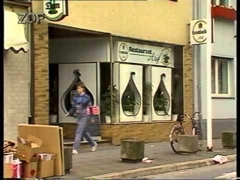 Die Reportage-Bonnmeile,Die B9 in Bonn, 1989
