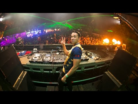 Laidback Luke - LIVE @ Super You&Me Stage, Tomorrowland, Brasil (2015)