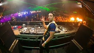 Laidback Luke - LIVE @ Super You&Me Stage, Tomorrowland, Brasil (2015)
