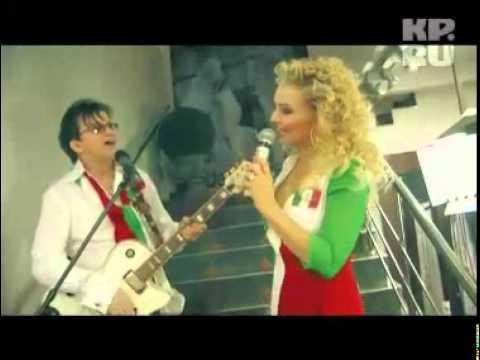 Александр Барыкин и Лена Ленина