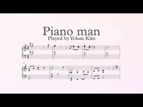 Piano Man - Yohan Kim (Piano Transcription)