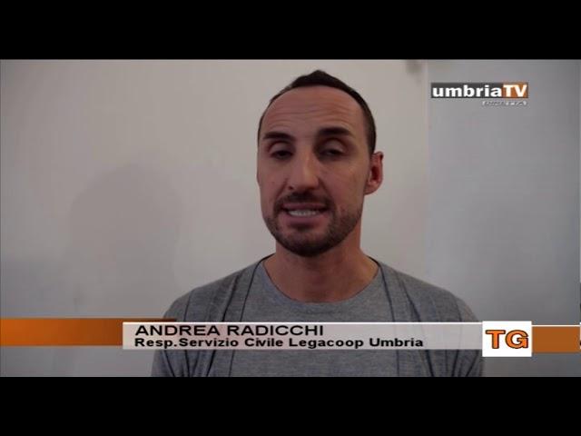 Legacoop Umbria apre a 180 volontari di Servizio Civile