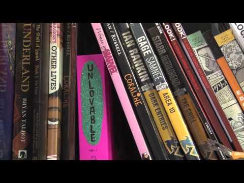 FJB Comics: The last comic book store in Jersey City