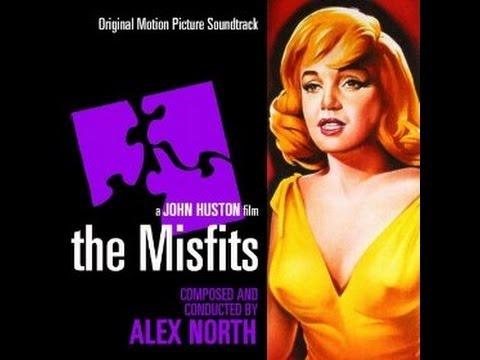 Alex North - The Misfits Main Theme