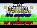 Super Mario Star Scramble! : 1 (Full Gameplay ; No Commentary!) [HD&60FPS]