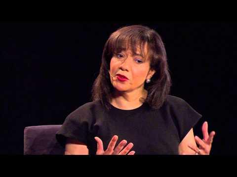 Pamela Thomas-Graham speaking with Hank Williams at Platform Summit 2014