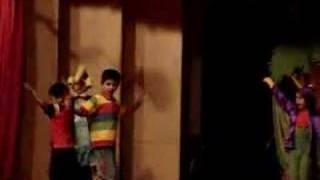 Aditya's Humming Bird Song - Class Project 1