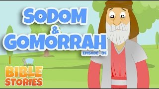 Bible Stories for Kids! Sodom & Gomorrah (Episode 4)