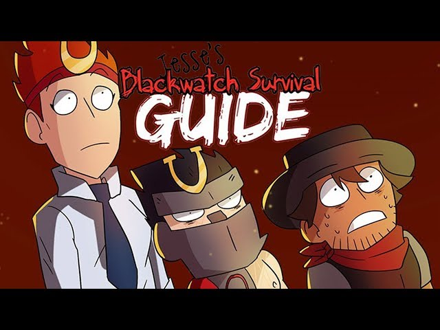 Bad Luck comes Easy - Jesse's Blackwatch Survival Guide | Overwatch Comic Dub