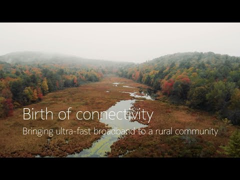 Nokia, LightSpeed, & WG+E brings ultra-fast broadband to rural America