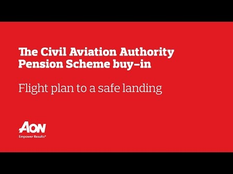 Risk Settlement case study: The CAA buy-in