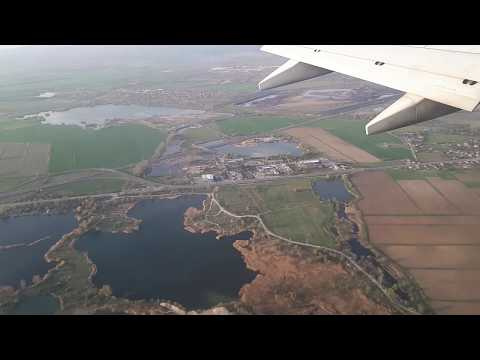 Taking off with Ryanair from Sofia Airport ( Bulgaria ) with Daniel Dimitrov