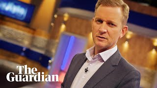 Jeremy Kyle show suspended after death of guest