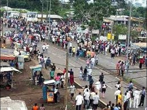 Cameroon blocks Facebook, Declares State of Emergency in Southern Cameroon; FESNews