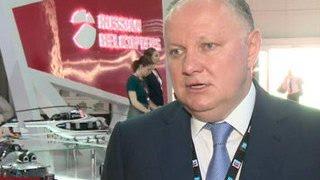 О планах холдинга ''Вертолеты России'' и выставке  Air Show в Дубае