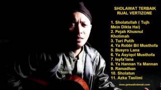 Full Sholawat Terbaik Pilihan Rijal Vertizone (Musik Islami Indonesia) HD