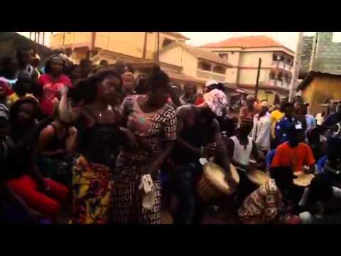 Doundunba en Conakry nongo
