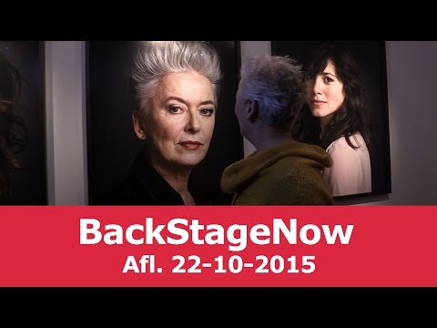 BackStageNow - met o.a. Doris Baaten in the Hall of Fame