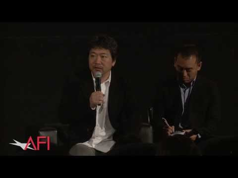 Q&A with the LIKE FATHER, LIKE SON DirectorWriter Hirokazu Koreeda at AFI FEST presented by Audi