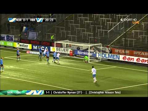 Allsvenskan 2013: Djurgårdens IF - AIK