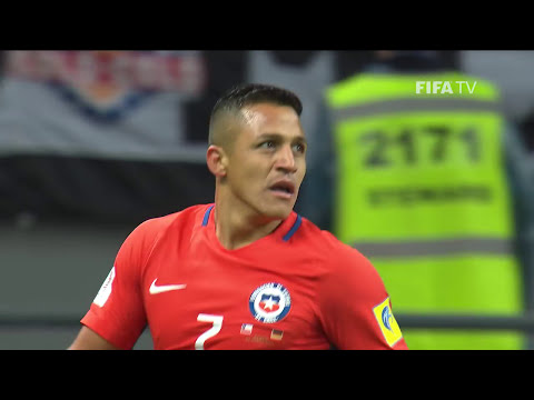 Match 8: Germany v Chile - FIFA Confederations Cup 2017