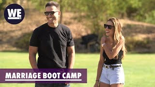 New Sex Tricks | Marriage Boot Camp: Reality Stars | WE tv
