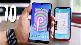 Top 10 Android P Features I Want in iOS 12!