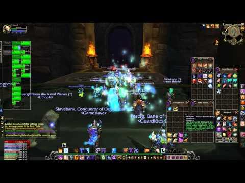 World of Warcraft - Halls of Flesh Shaping p1