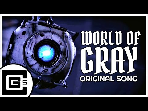 "PORTAL 2 SONG ▶ ""World of Gray"" (ft. Swiblet) [SFM] 
