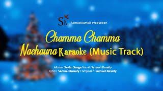 Chamma Chamma Karaoke 2018 (Lyrical video)
