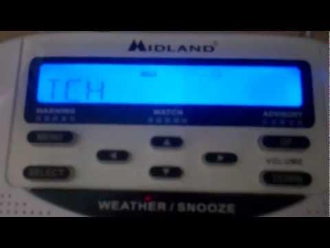 (RARE!!) Tornado Watch #643 (EAS #632)