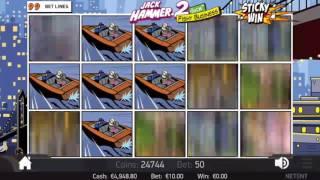 видео Джек Хаммер 2 ― игровые автоматы играть бесплатно и на деньги