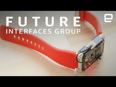 Future Interfaces Group: The next phase of computer-human interaction