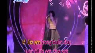 Định mệnh ta gặp nhau - Ngô Kiến Huy & Thu Thủy (Karaoke)