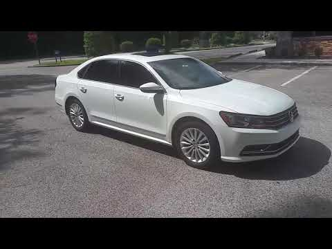 2017 VW Passat lease transfer. Only 8,600 miles and 24 months left on lease!