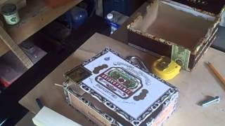How To Make A Simple Cigar Box Guitar