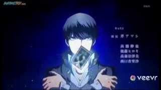 Persona 4 The Animation Ending 1 Beauty Of Destiny Sub (Lyrics)