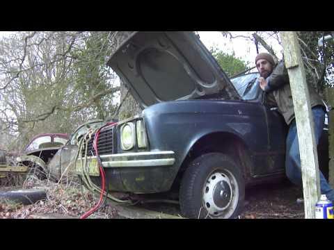 Citroën LN - Tentative De Remise En Route