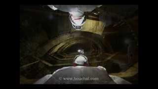 Flak Tower Geschützturm Augarten Teil 2