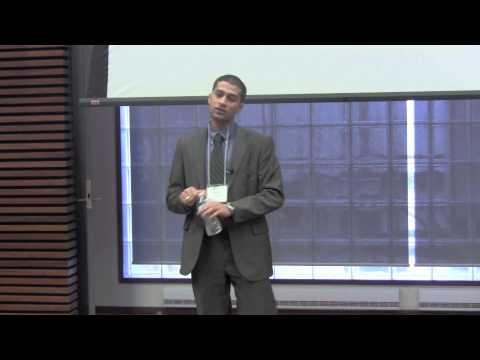 The Plunge, (Lecture) University of Toronto, Basim Mirza