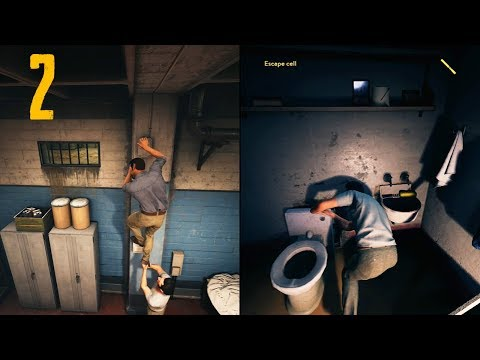 A Way Out - Part 2 - PLANNING THE ESCAPE