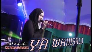 YA WAHISHNI vocal Zaitun Najwa ALADZIFI arabian gambus