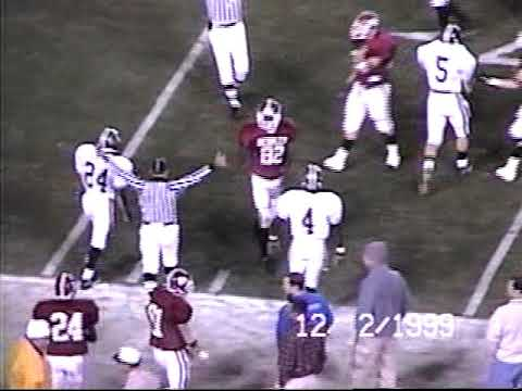 1999 AHSAA 4A State Championship Game - Deshler vs Jemison