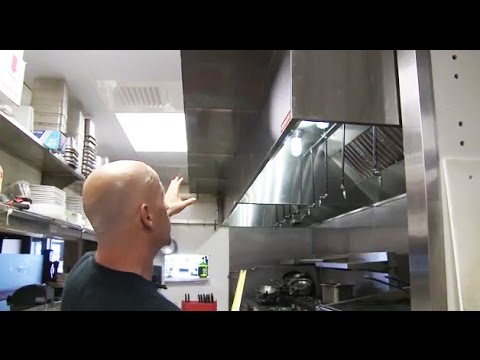 Cs Ventilation Commercial Kitchen Exhaust System