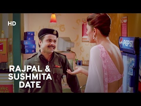 Rajpal Yadav Ask Sushmita Sen For Date | Maine Pyaar Kyu Kiya | Salman Khan